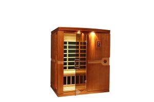 DYNAMIC SAUNAS AMZ-DYN-6310-01 Madrid Far Infrared Sauna reviews