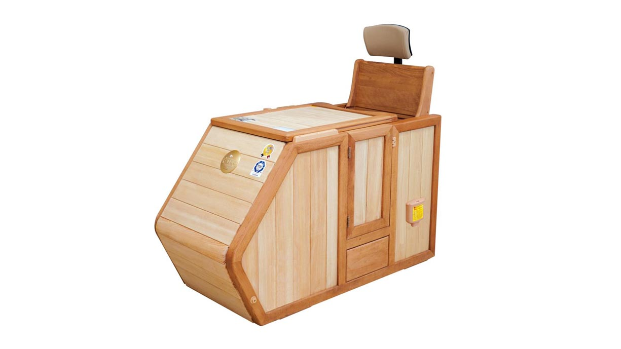 Indoor Sauna maintenance
