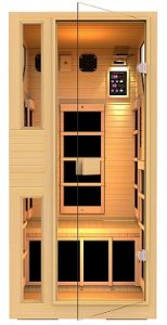 JNH Lifestyles NE1HB1 ENSI Collection 1 Person EMF Infrared Sauna Limited review