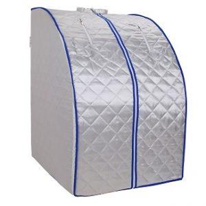Ridgeyard Portable Safe Folding Far FIR Infrared Sauna