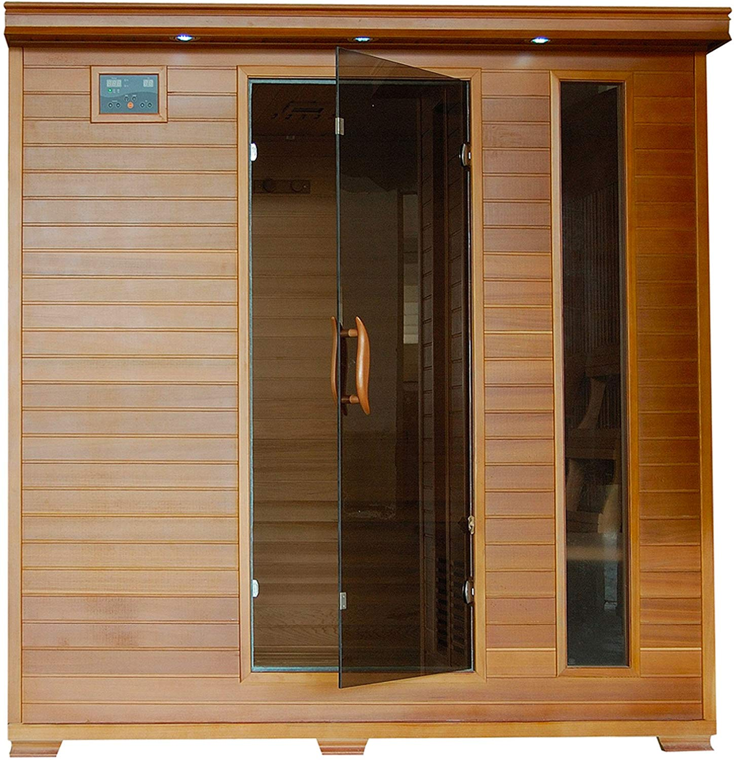 Radiant Saunas BSA1323 6-Person Cedar Infrared Sauna