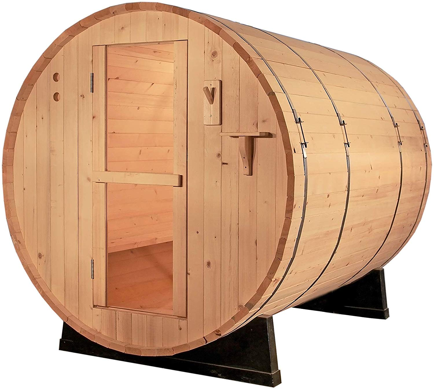 Decorate With Daria 4-Person Outdoor Sauna
